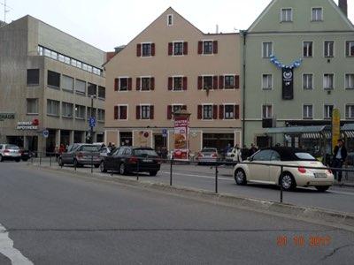 Arnulfsplatz - SONDERGANZSÄULE -     3.50/3.80