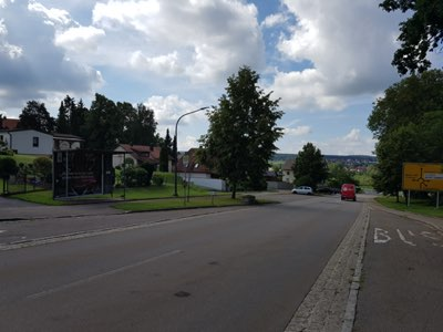 Axtheid - Bergstr. 10 - b. Bergkirche       WH