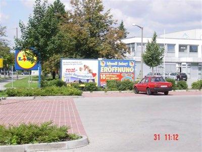 Altmühlstr. - Donaustaufer Str. Seite Supermarkt