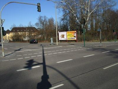 Zeißstr. 2 - Ecke Landshuter Str.