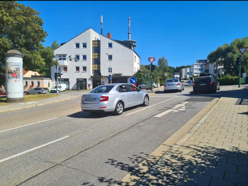 Augsburger Str.- Ziegetsdorfer Str.      3.50/4.20
