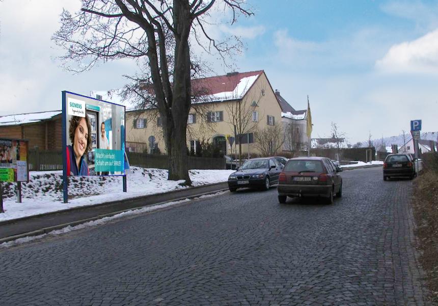 Bahnhofstr. 22 - Postamt