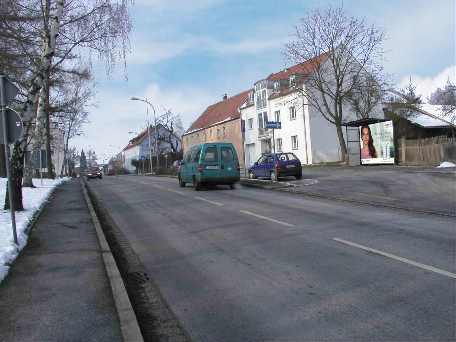 Amberger Str. 4 rechts                        WH