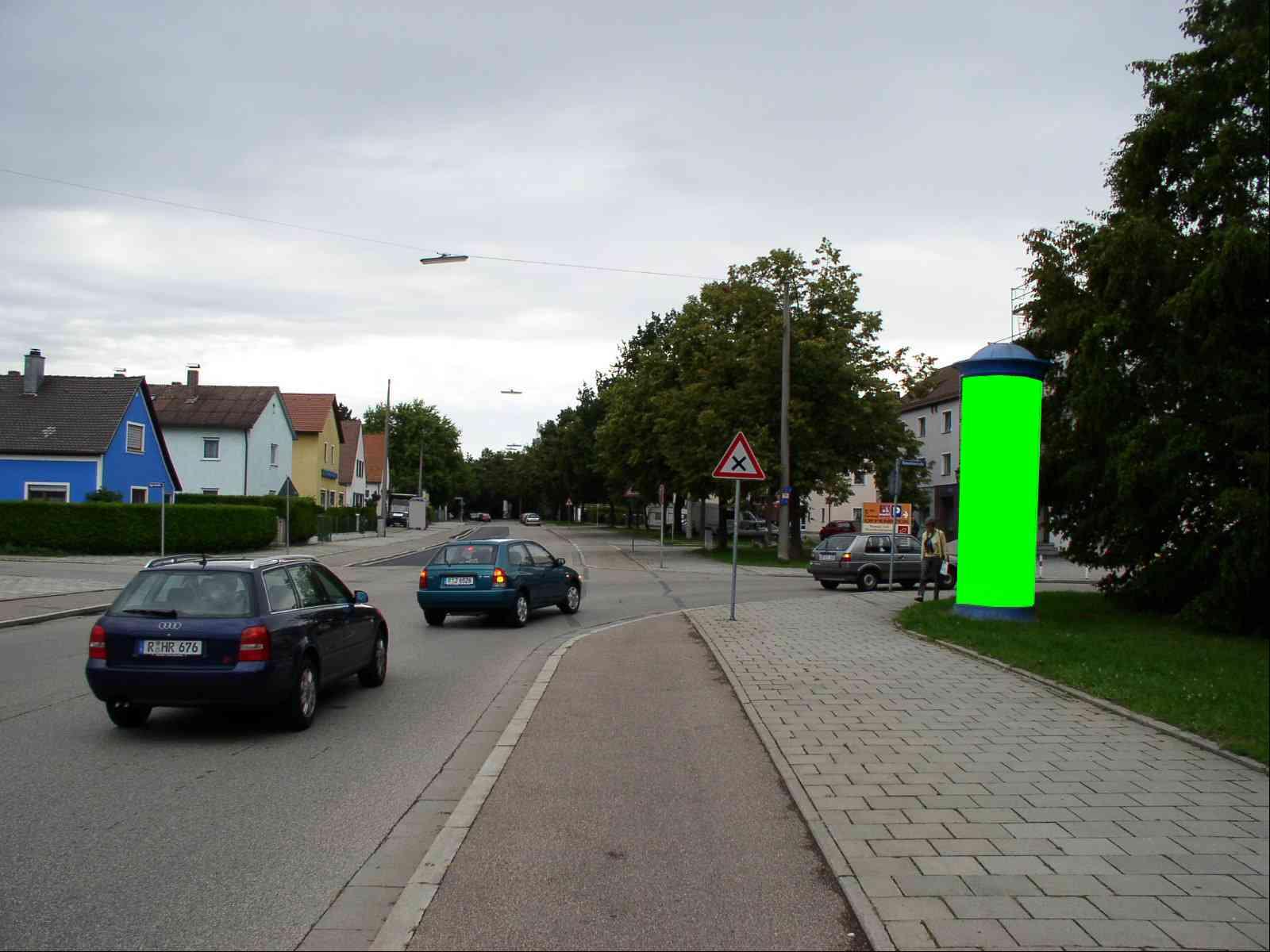 Aussiger Str. - Dolomitenstr.            3.50/3.80