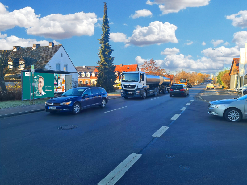 Amberger Straße 57                              WH