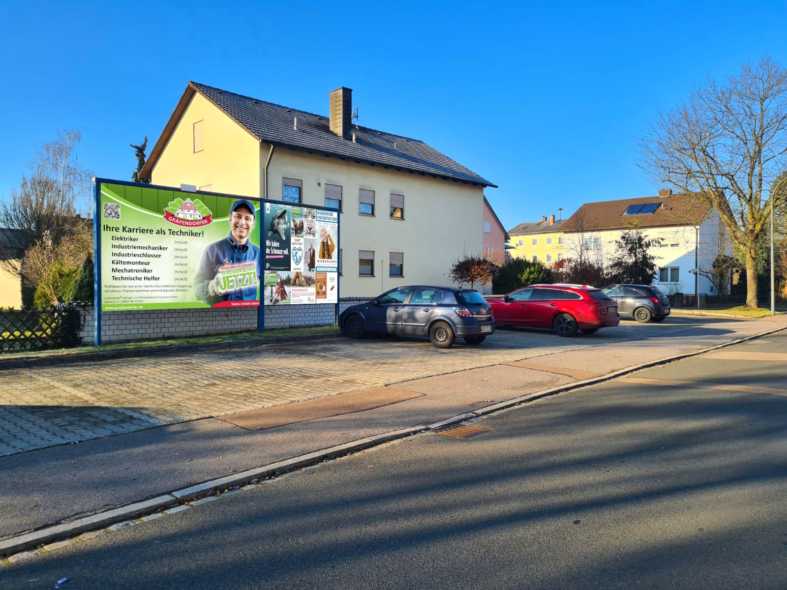 Bahnhofstr. - Karl-Knab-Str.