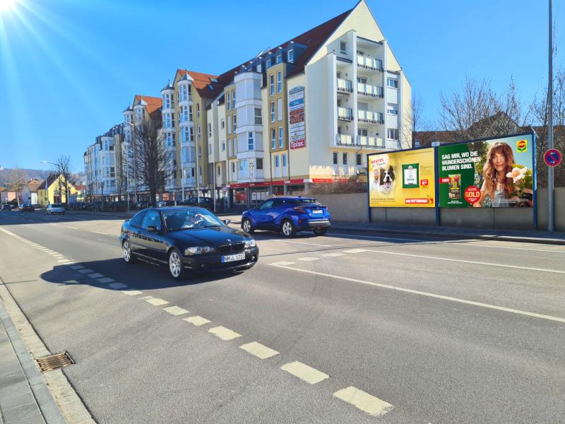 Amberger Str. - Mühlstr. gg. Lammsbräu