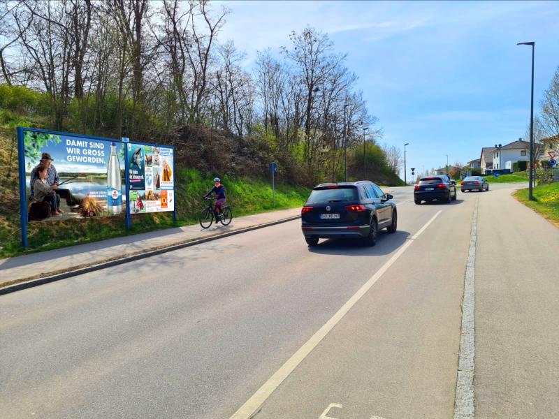 Bahnhofstr. - Haidhofer Brücke