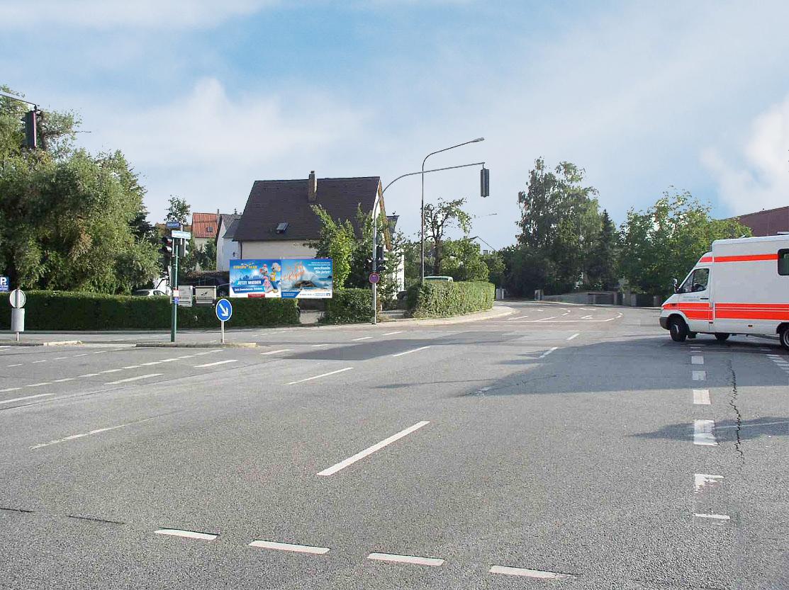 Augsburger Str. 69 - Weiherweg